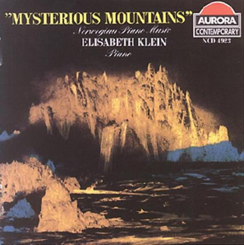 Mysterious Mountains - front image